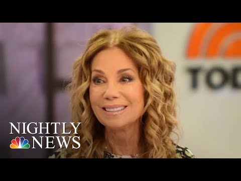 Kathie Lee Gifford Retiring From Daytime TV After 25 Years | NBC Nightly News