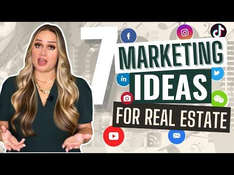 7 Social Media Marketing Ideas for Real Estate Agents