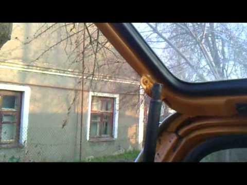 Мастерская Интерактивной Реставрции:  Окрас моста Волги  ГАЗ 310221