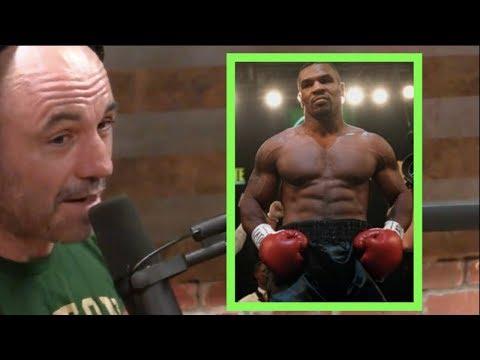 Joe Rogan - Mike Tyson was Jacked!!