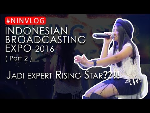 #NINVLOG Indonesian Broadcasting Expo 2016 (Part 2)