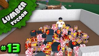 Lumber Tycoon Ep. 13: Building a Store!! | Roblox
