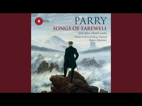 Songs of Farewell: No. 1, My Soul, There Is a Country