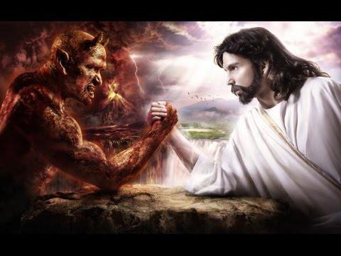 ангел против демона картинки