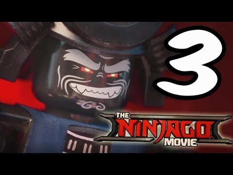 LEGO  Ninjago Movie Videogame: Part 3 Garmadon Returns! coop walkthrough (PS4 Pro)