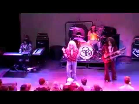 Led Zeppelin Stairway to Heaven performed by The Led Zeppelin Experience Featuring No Quarter
