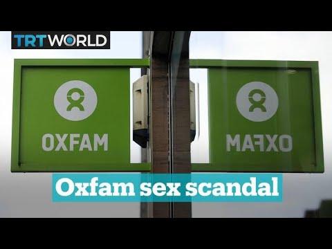 Oxfam prostitute scandal