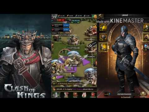 CLASH OF KINGS: Cheating King Using Bots In Kingdom 147