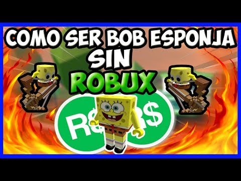 Shirt Bob Esponja Roblox Como Vestirse Como Bob Esponja Sin Robux En Roblox Youtube