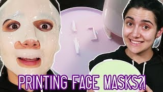 3D-Printing My Own Custom Face Masks