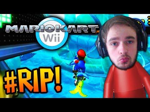 """RIP MARIO KART!"" - Ali-A Plays - Mario Kart Wii #26!"