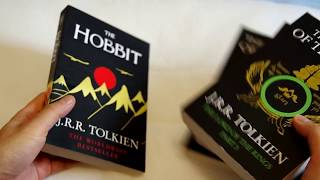 The Hobbit & The Lord of the Rings Boxed Set Paperback, 75th Anniversary ed