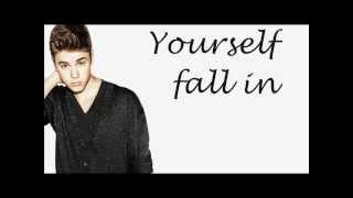 Repeat youtube video Justin Bieber-Fall Lyrics