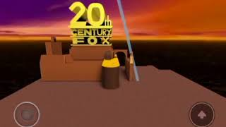 20th century Fox l'arachides film Roblox
