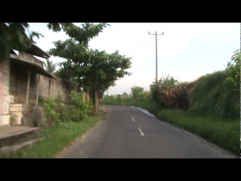Bali Country Road Clip