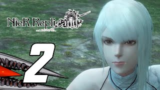 NieR Replicant ver.1.22474487139 (PS5) Gameplay Walkthrough Part 2 - No Commentary