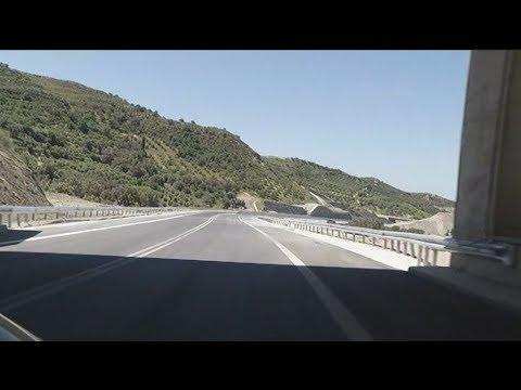Παραδόθηκε στην κυκλοφορία ο νέος οδικός άξονας από Αγία Βαρβάρα προς Μοίρες