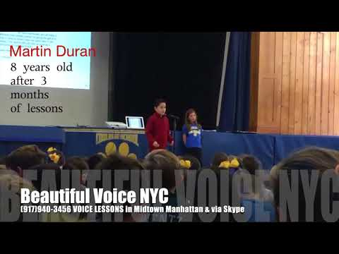 Vocal Coach, Voice Teacher, Singing Lessons, Manhattan, NYC
