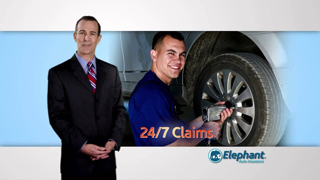 Elephant Auto Insurance Quote Elephant Auto Insurance  Will You Remember  Youtube