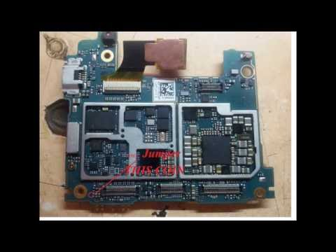 sony xperia zr LCD light Jumper solution