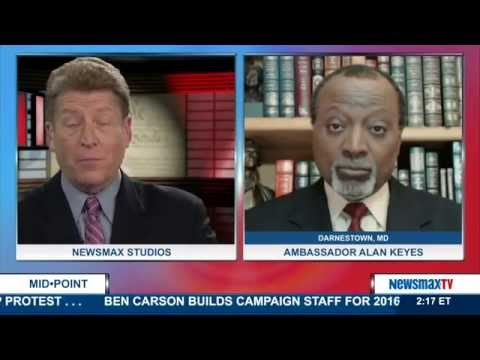 Ambassador Alan Keyes PArt 2
