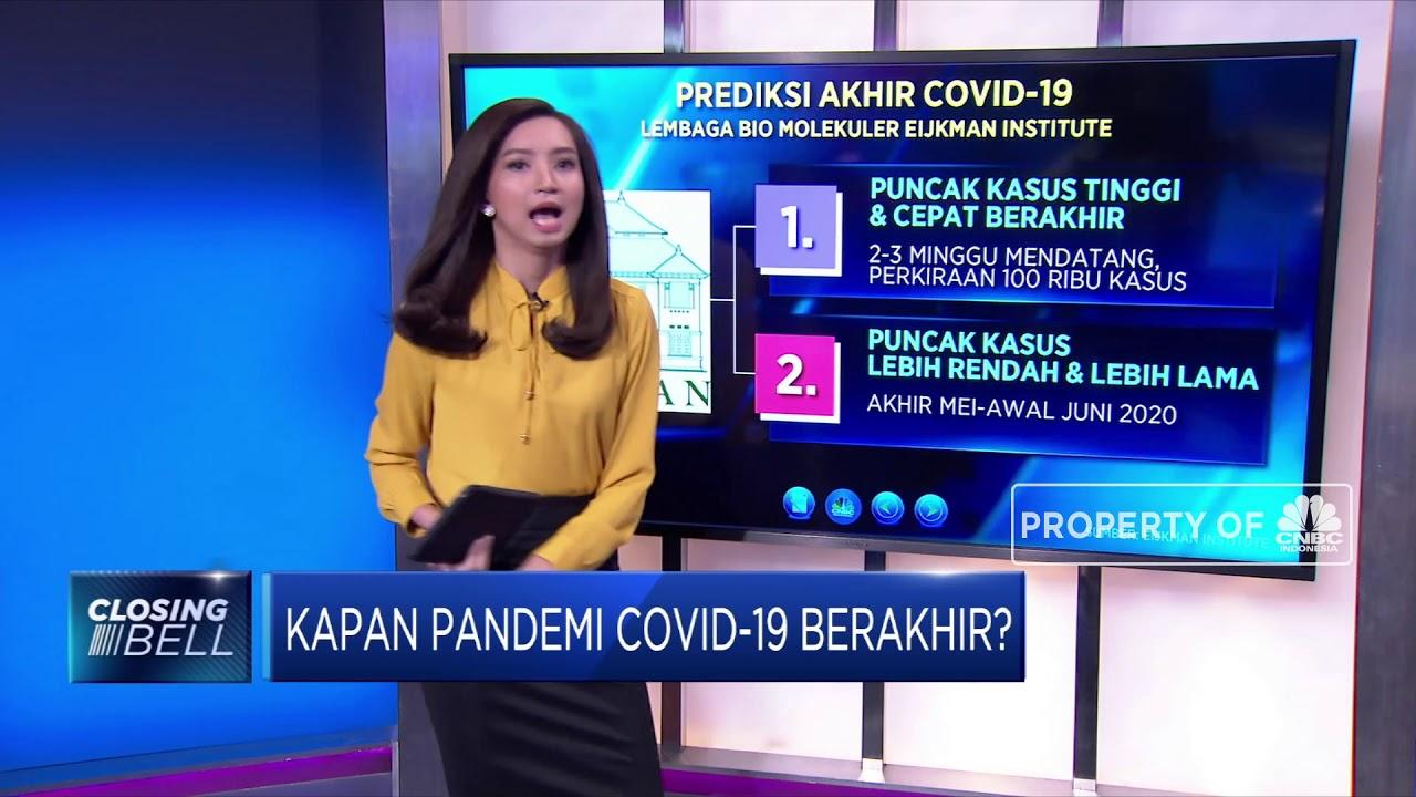 Kapan Pandemi Covid 19 Berakhir Youtube