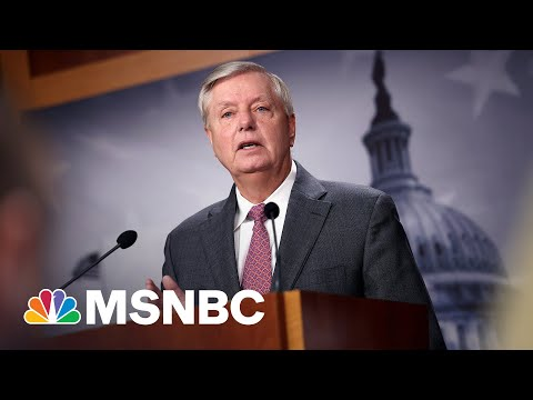 Lindsey Graham Tests Positive For Covid After Being Full Vaccinated