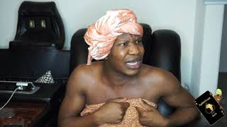 African Mother's Reaction To WAP video by Cardi B & Megan Thee Stallion (aphricanace)