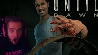THIS IS GRAPHIC! (Until Dawn Part 6)