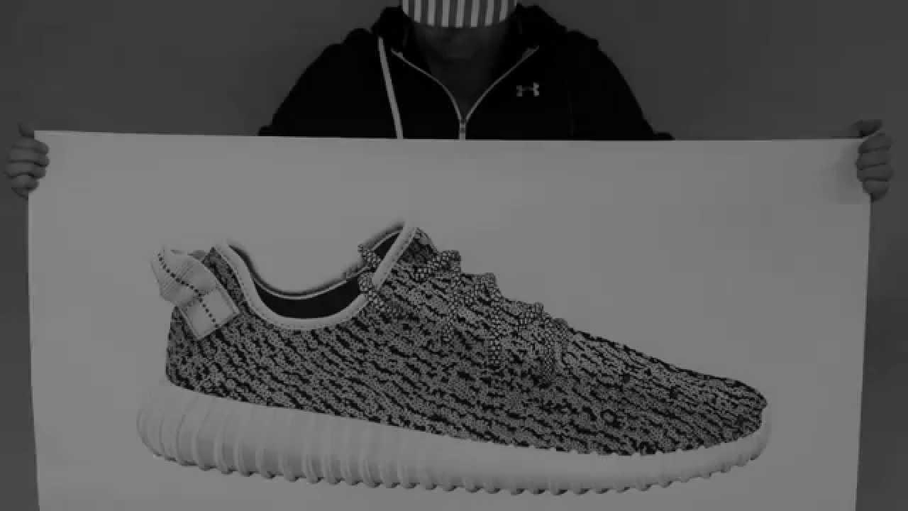 Original Drawing-Adidas Yeezy Boost   Sneakerheads Amino  Yeezy Drawing