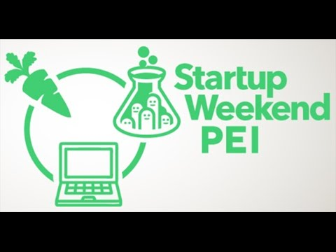 PEI Startup Weekend - Food and Farm 2015