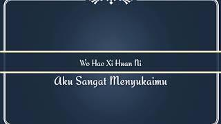 Lagu Mandarin Wo Hao Xi Huan Ni - Liu Zhe
