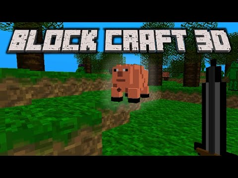 Trying Terrible Knock Off Minecraft Games