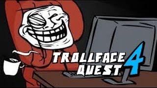 IL MAESTRO DEL TROLLING!! - Trollface Quest 4