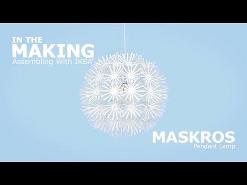 Bon IKEA MASKROS Assembly Instructions