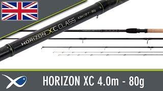 *** Coarse & Match Fishing TV *** Horizon XC 80g 4.0m