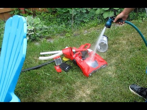 Dirt Devil  Vacuum *Absolutely No Suction* FIXED