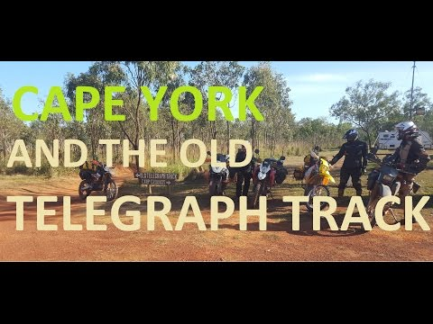 Cape York - A Super Adventure Squadron trip - Episode 3, The Old Telegraph Track