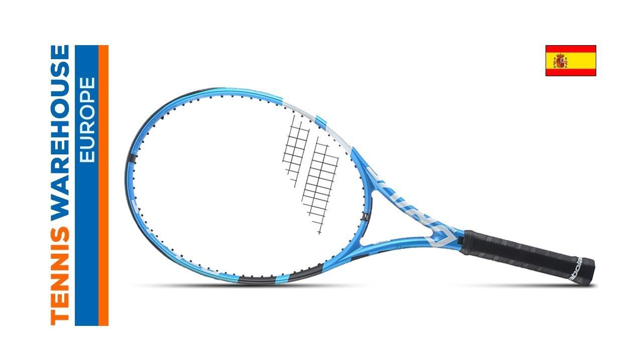 00caee82 Raqueta Babolat Pure Drive (2017) - Tennis Warehouse Europe