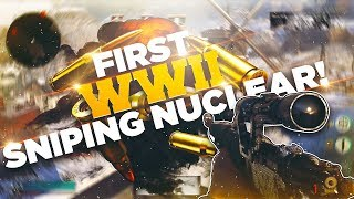 MY FIRST WWII SNIPING NUCLEAR