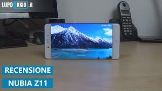 Nubia Z11, lo smartphone con display Edge to Edge   Recensione