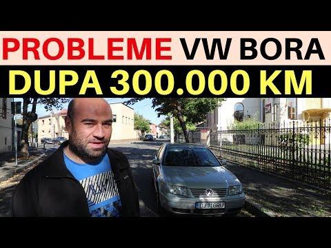 Ce Probleme Are Un VOLKSWAGEN BORA Dupa 20 De Ani Si 300.000 Km