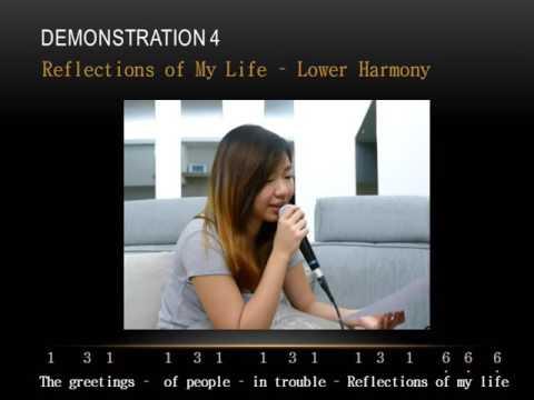 Introduction to Jianpu for Harmony Singing