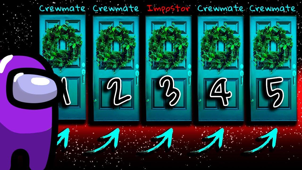 AMONG US ADVENTSKALENDER CHALLENGE! 24 Türchen sagen uns ob wir Crewmate oder Impostor sind!