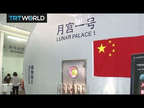 China Space Cabin: China tests space cabin for moon trip