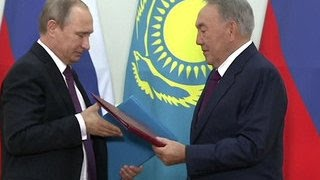 Больше, чем просто союзники: Москва и Астана поделили север Каспия