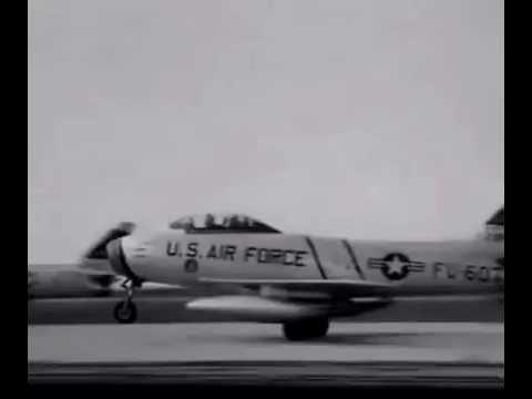 Korean Sabres 58th FBW in Korea 1953