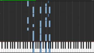Avenged Sevenfold - Warmness On The Soul(Piano)