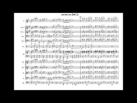 James Bond 007 - Main theme (Sheet Music / Partitura)