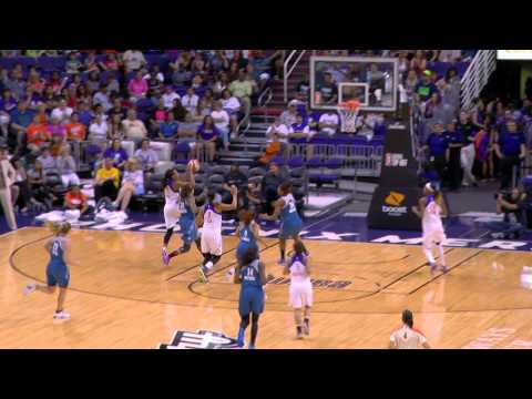 WNBA Profile: DeWanna Bonner - YouTube